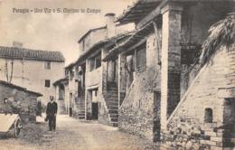 R091197 Perugia. Una Via A S. Martino In Campo. G. Tilli - Cartoline