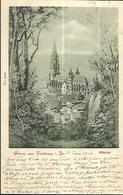 Gruss Aus Freiburg In Brisgau MÛNSTER      CPA   1900 - Freiburg I. Br.