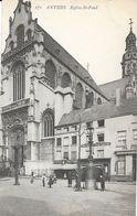 Anvers - Eglise St Saint-Paul - Carte N° 171 - Belgique