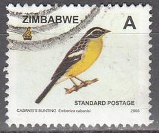 ZIMBABWE      SCOTT NO. 981     USED     YEAR  2005 - Zimbabwe (1980-...)