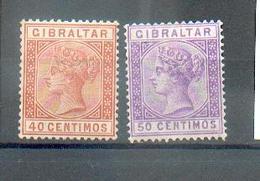 D 3  - GIBRALTAR - YT 25 - 26 * - Gibraltar