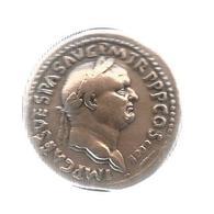 Les Monnaies Romaines,Trésor Du Patrimoine , Reproduction , AUGUSTI ,  Frais Fr 2.55e - Romaines