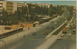 Riyadh V. 1986  Teil-Stadt-Ansicht (56042) - Saudi-Arabien