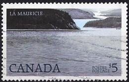 Canada 1986 - Mi 991 - YT 949 ( Lake Wapizagonke,  Mauricie ) - 1952-.... Règne D'Elizabeth II