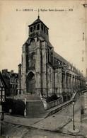 14 - LISIEUX - L'Eglise Saint-Jacques - Lisieux