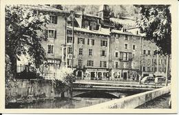 CP 39 - Morez - Place Du Marché. - Morez