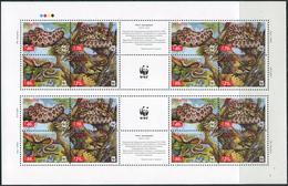 Ukraine 2002. Michel #502/05-C. MNH/Luxe. Klb. WWF. (B46) - Ukraine