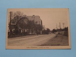 Le Bureau Des Postes Camp D'Elsenborn ( Ed. X. Delputz - N° 199 ) Anno 19?? ( Zie Foto's ) ! - Elsenborn (Kamp)
