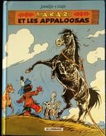 Derib + Job - YAKITORI N° 31 - Yakari Et Les Appalosas - Le Lombard - (  2008 ) . - Yakari
