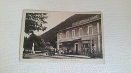 B4/ THORAME HAUTE- HÔTEL CAFÉ DE LA GARE - France