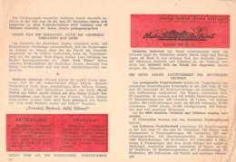 """WWII WW2 Leaflet Flugblatt Soviet Propaganda Against Germany """"Nachrichten Von Der Front"""" Dezember 1941 Nr. 54 CODE  617 - 1939-45"""