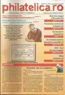 Philatelica.ro / Romanian And English Language / Nr. 18 - Revistas