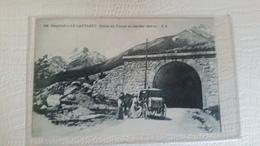 B4/ LE LAUTARET- Entrée Du Tunnel Du Galibier - France