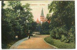 CPA - Carte Postale - Belgique - Charleroi - Le Parc - 1908 (M7891) - Charleroi