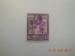 Sevios / Groot Brittannie / **, *, (*) Or Used - Sierra Leone (...-1960)