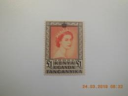 Sevios / Groot Brittannie / **, *, (*) Or Used - Kenya, Uganda & Tanganyika