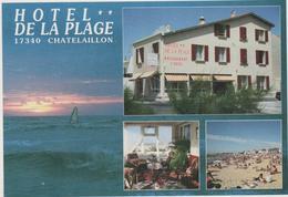 CHATELAILLON  - HOTEL DE LA PLAGE - Châtelaillon-Plage