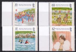 2004 BRITISH VIRGIN ISLANDS - FESTIVAL - Nuovi Con Gomma Integra - British Virgin Islands
