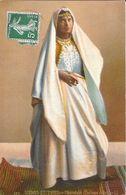 Afrique Du Nord - Scènes Et Tyes: Mauresque (en Costume Riche) - Carte LL Colorisée N° 103 - Afrique