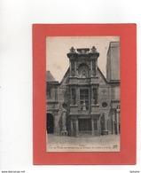 PARIS  N° 455   ECOLE DES BEAUX ARTS  PORTIQUE  CHATEAU D ' ANET  An: 1921  Etat: TB  Edit: N D - Enseignement, Ecoles Et Universités
