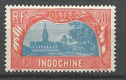 INDOCHINE N° 143 NEUF** LUXE  SANS CHARNIERE / MNH - Indochine (1889-1945)
