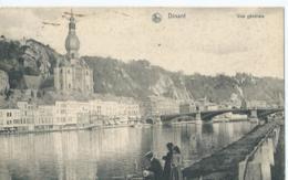 Dinant - Vue Générale - Nels Série 33 No 25 - 1902 - Dinant