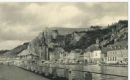 Dinant - Collégiale Et Citadelle Vue De La Route De Civet - 1955 - Dinant