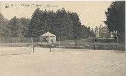 Houyet - Château D'Ardenne - 4 Tennis Courts - Hôtel Du Château D'Ardenne - Houyet