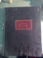 Copie De Lettres Ecrit - Documents Historiques