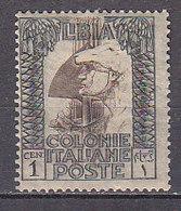 PGL - COLONIE ITALIANE LIBIA SASSONE N°21 ** - Libye