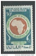 "Mauritanie YT 269 "" Banque Africaine "" 1969 Neuf** - Mauritanie (1960-...)"