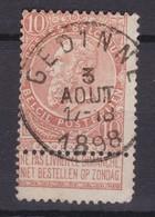N° 57 GEDINNE - 1893-1900 Fine Barbe