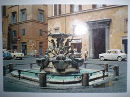 Italie Oldtimers Voitures Cars Auto Antenati Lazio > Roma (Rome) - Transports