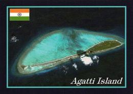 1 AK Agatti Island * Laccadive Islands * Lakkadiven * Inseln Im Indischen Ozean * Territorium Lakshadweep * - Inde