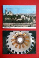 2 X Jerusalem - Kuppel Grabeskirche - Rotunde Basilika Des Heiligen Grabes - Israel Palästina - Holy Land - Lieux Saints