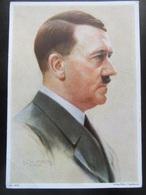 Postkarte Propaganda III. Reich Hitler - Eckknick - Deutschland
