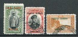 Bulgarien Nr.96/8       O  Used               (361) - 1909-45 Königreich