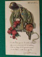 ITALIA  Sottoscrivete Prestito Nazionale 8 - Guerra 1914-18