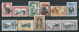 Bulgarien Nr.79/89       O  Used               (362) - 1909-45 Königreich