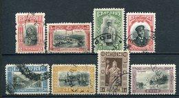 Bulgarien Ex.Nr.79/88       O  Used               (363) - 1909-45 Königreich