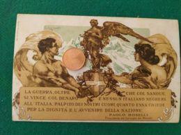 ITALIA  Sottoscrivete Prestito Nazionale 33 - Guerra 1914-18