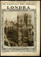 Le Capitali Del Mondo Londra - Ante 1900