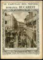Le Capitali Del Mondo Romania-Bucarest - Ante 1900