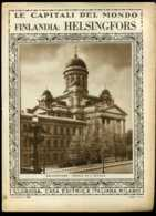 Le Capitali Del Mondo Finlandia Helsingfors - Ante 1900