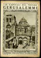 Le Capitali Del Mondo Gerusalemme (difetto) - Ante 1900