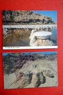 2 X The Dead Sea - Totes Meer - Qumran -  Israel - Palästina - Holy Land - Israel