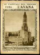 Le Capitali Del Mondo Cuba L'Avana (difetto Carta) - Ante 1900