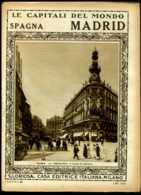Le Capitali Del Mondo Spagna Madrid - Ante 1900