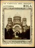 Le Capitali Del Mondo Lettonia Riga - Ante 1900