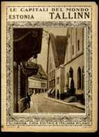 Le Capitali Del Mondo Estonia Tallinn (difetto Carta) - Ante 1900